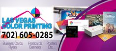Las Vegas Color Printing is one of the best printing Organization in entire of the  Las Vegas. From flyer printing to graphic planning, Las Vegas Color Printing has it all.