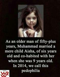 Religious pedophilia.