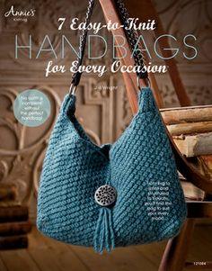 7 Easy-to-Knit Handbags