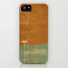 Independence Day inspired movie poster iPhone  iPod Case by Dan Howard - $35.00 Vintage Movie Poster. Vintage Movie Poster Design. Graphic Design, Vintage Graphic Art. Movie Poster Design. Independence Day. Will Smith, Roland Emmerich.