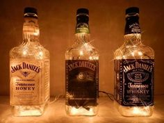 Great use of a bottle after a great drink.