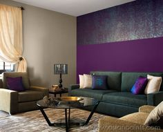 7 best living room ideas with innovative wall colours images wall rh pinterest com