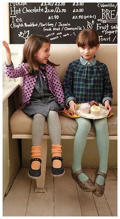 Clarks Kids Life - Girls Fall Favorites | #clarkskids | #girlsshoes