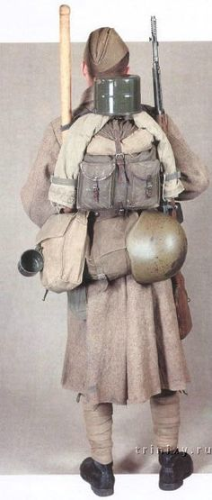Red Army Corporal 1941
