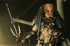 "Ian Whyte played a fantastic roll as ""leader of the Predators""."