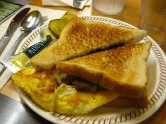 waffle house | ... my love of college era waffle house good news the framed menu can stay