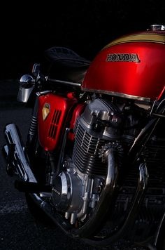 "wayne75410: "" 20101106 HONDA Dream CB750 Four K0 1969 by Singapore-no-(Hide) on Flickr. """