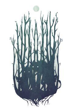 Kalevala , Finnish Folklore Poems Illustrations on Illustration Served
