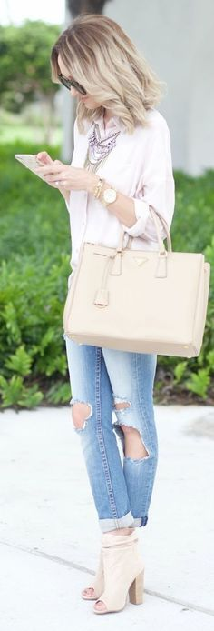 Neutral Territory Outfit Idea by A spoonful of Style