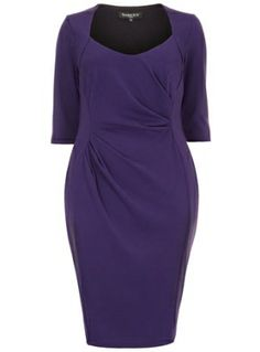 Plus Size Dresses That Flatter - Seattle Lifestyle Blog by connieMiscFinds4u
