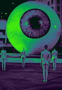 the calling... - (nude)(eyeball)