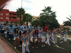 Grupo Mascarada Carnaval: La Batucada Almagec ¡ya tiene local!