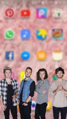 Fondo de one direction