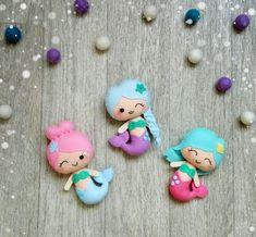 Cute mermaid ornaments Mermaid nursery decorations Baby girl nursery ornaments…