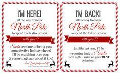 Elf On Shelf Letter, Elf On The Shelf, Elf Letters, Santa Letter, Elf On Shelf Notes, Shelf Elf, Welcome Back Letter, Welcome Letters, Printable Letters