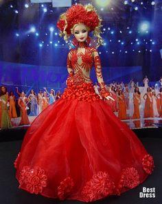 Ninimomo's Barbie. Америка (Северная, Центральная, Южная). 2009/2010 » BestDress - cайт о платьях!