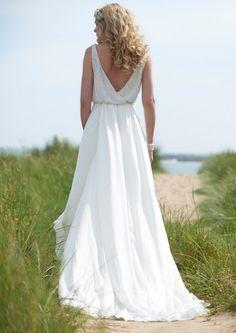 Stephanie Allin London Designer Wedding Dress Wales