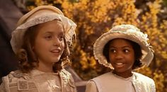 A Little Princess (1995)  Dir: Alfonso Cuaron Stars: Liesel Matthews, Eleanor Bron, Liam Cunningham, Rusty Schwimmer  A young girl is relegated to servitude at a boarding school when her father goes missing and is presumed dead.  Watch here: http://www.watchfree.to/watch-b56-A-Little-Princess-movie-online-free-putlocker.html