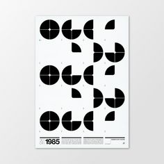 Creative Minimalism, Poster, and Graphic image ideas & inspiration on Designspiration Shape Design, Layout Design, Design Art, Pattern Design, Pattern Images, Blog Design, Creative Posters, Cool Posters, Design Posters