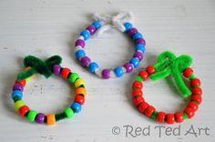 Easy Christmas Ornaments for Kindergarten | Simple Christmas Crafts for preschoolers - ... | preschool Christmas ...