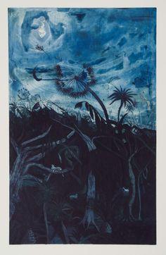 """""""Divine Intervention"""" by Finnish artist Sari Bremer (2003)."""