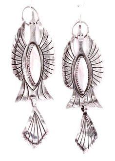 Peyote Bird Vintage Earrings   Soul Of The Rose®