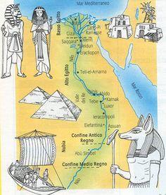 egitto e fiume nilo - Cerca con Google