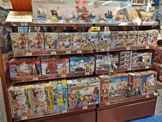 DAY 17 : Shibuya - One Piece Store, Tokyo  #Japan #Tokyo #Shibuya #Onepiece #Onepieceshop #Luffy