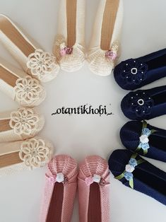 Girls Haircuts Medium, Girl Haircuts, Knitted Baby Clothes, Balerina, Medium Hair Cuts, Crochet Slippers, Baby Knitting, Free Pattern, Projects To Try