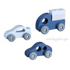 Träbilar 3-pack Room Inspiration, Wooden Toys, Packing, Car, Wooden Toy Plans, Bag Packaging, Wood Toys, Automobile, Woodworking Toys