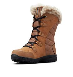 Columbia Women's Ice Maiden II Snow Boot - Shoosly Thick Socks, Snow Boots Women, Columbia Sportswear, Winter Sale, Hiking Shoes, Shoe Sale, Box Braids, Winter Boots, Just In Case