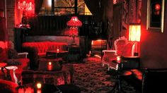After living here for years, this is still my fav low key lounge in NYC....Madame X - Greenwich Village - New York, NY