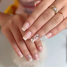 Almond Acrylic Nails, Luxury Nails, How To Make Hair, Mani Pedi, Nail Designs, Makeup, Beauty, Wallpaper, Nail Art Flowers
