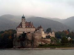 See photos from the Wachau Valley of the Danube River in Austria, which is one the most scenic parts of the Danube and a UNESCO World Heritage Site. Wachau Valley, Danube River Cruise, Crystal Cruises, European River Cruises, Austria Travel, Travel Europe, Travel Destinations, Travel Memories, World Heritage Sites