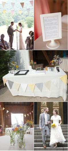 like the garland for sweet table