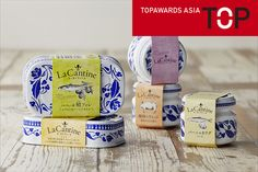 Topawards Asia — La Cantine sardine can Japan