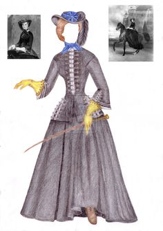 Princess Elisabeth of Bavaria doll clothing by maya40.deviantart.com on @deviantART