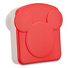 Obvious but I love it Mickey Mouse Icon Sandwich Keeper