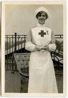 WW1? nurse  Via unexpectedtales' Flickr