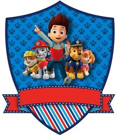 Fitness gift ideas [for beginners and freaks] Los Paw Patrol, Paw Patrol Cake, Paw Patrol Party, Paw Patrol Birthday, Escudo Paw Patrol, Imprimibles Paw Patrol, Diy Planner, 4th Birthday, Birthday Parties