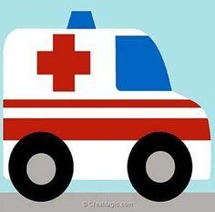 Kit canevas débutant l'ambulance de Margot