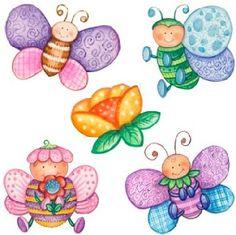 Imagenes de mariposas para imprimir