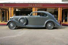 Rolls-Royce 20/25 2-Door Airline Coupé by Barker - 1935