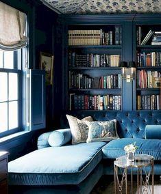 cool 34 Monochomatic Living Room Design Ideas