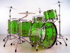 Ludwig drums are the best