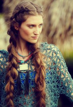 boho hairstyles | ... Hairstyle DIY: Create Your Own Boho Hairstyles | Best Medium Hairstyle