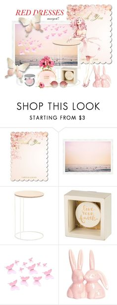 """wiosna"" by margo47 ❤ liked on Polyvore featuring GE, Chanel and Primitives By Kathy"