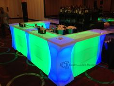LED Lighted Bar