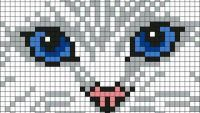 Pixel Crochet, Knit Crochet, Needlepoint, Anne, Knitting, Fictional Characters, Crafts, Cross Stitch, Manualidades