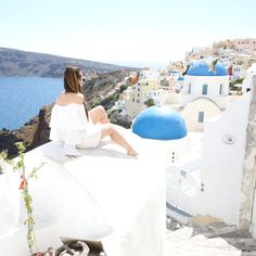 Oia 💙My dream destination. I need to visit again next year 💕